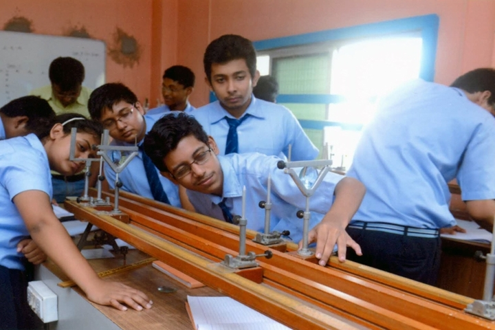 St Joseph And Marys School-Physics Lab
