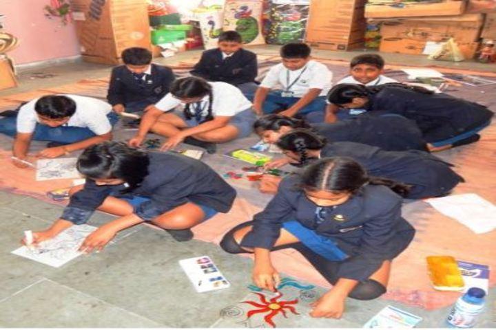 Sri Ram Narayan Singh Memorial High School-Activity