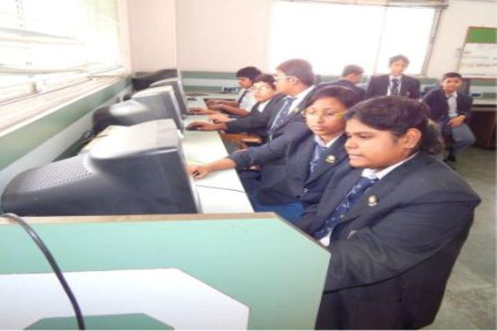 Sri Ram Narayan Singh Memorial High School-Computer Lab