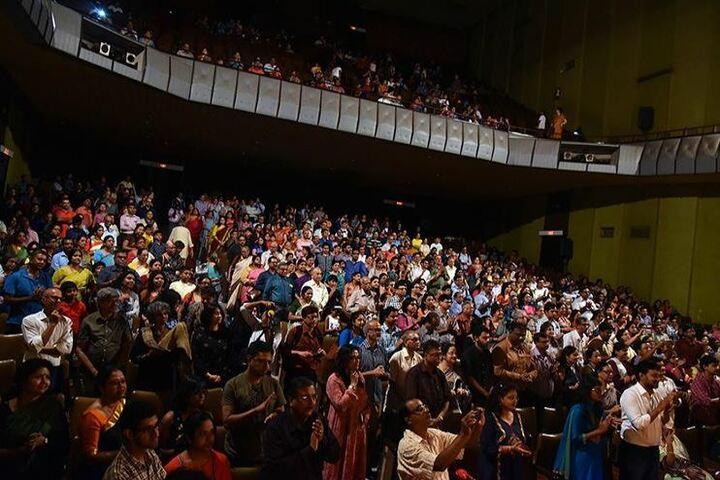 Dolna Day School-Auditorium