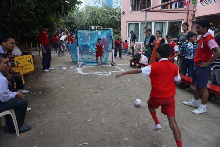 Dolna Day School-Sports
