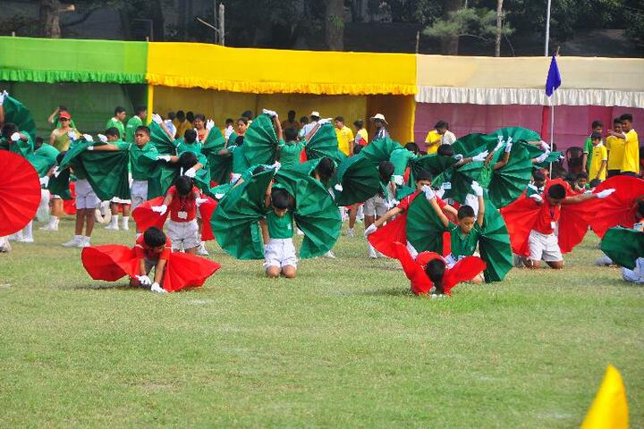 Loyola High School-Sports Day
