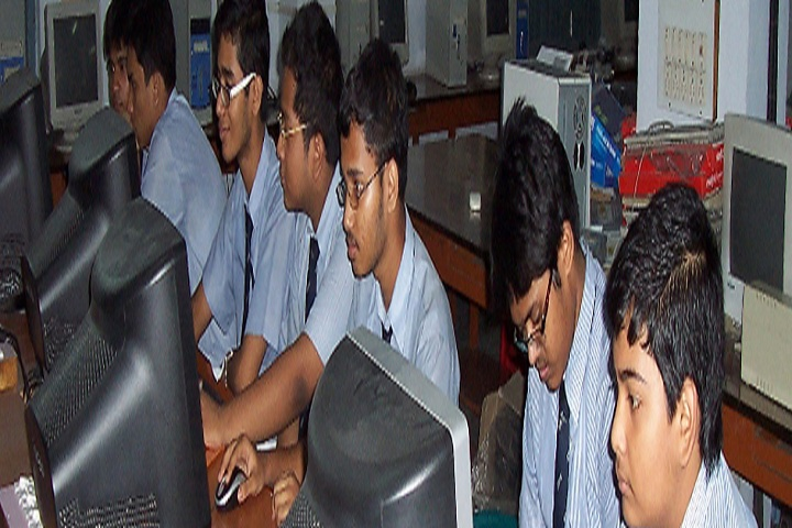 Sri Aurobindo Institute Of Education-Computer Lab