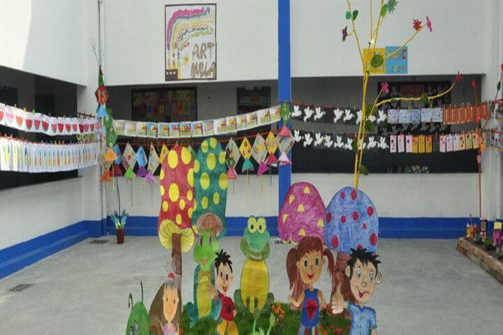 Sri Aurobindo Institute Of Education-Art Mela