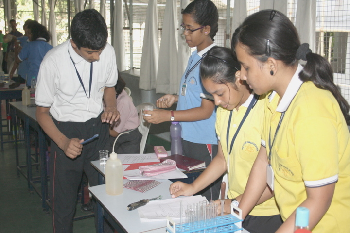 The Future Foundation School-Science Project