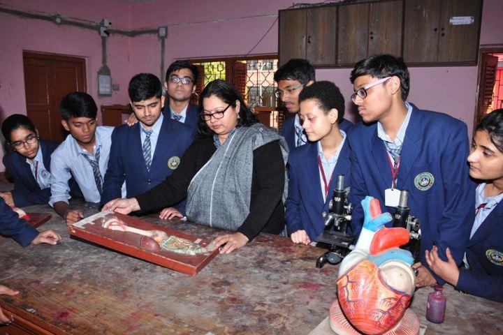 Mansur Habibullah Memorial School-Biology Lab