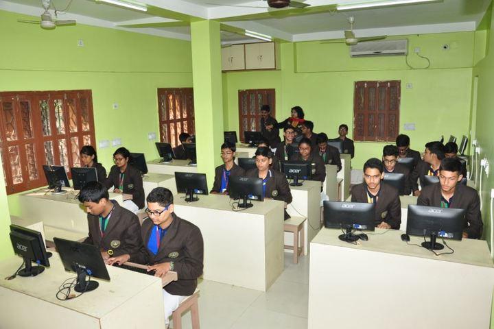 Mansur Habibullah Memorial School-Computer Lab