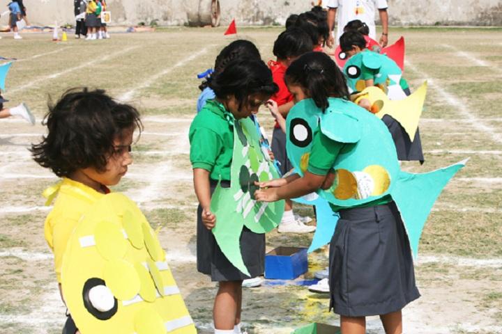 G  D  Birla Centre For Education-Activities