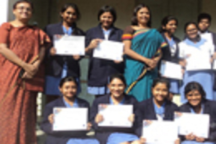 G  D  Birla Centre For Education-Debate Competitions Winner
