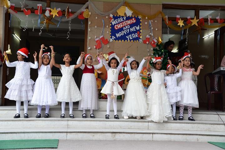 G  D  Birla Centre For Education-Group Singing
