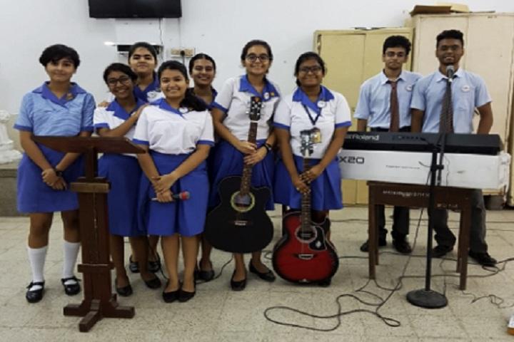 G  D  Birla Centre For Education-Musics Room