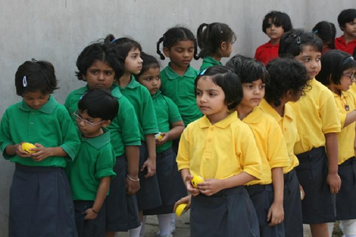 G  D  Birla Centre For Education-Nursery