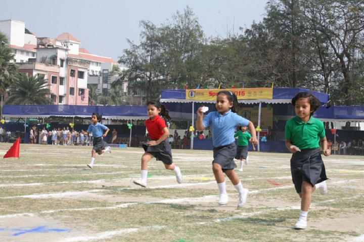 G  D  Birla Centre For Education-Running Competitions