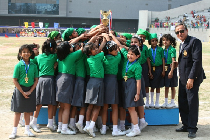 G  D  Birla Centre For Education-Sports Winner