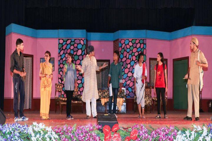 Hirendra Leela Patranavis School-Drama