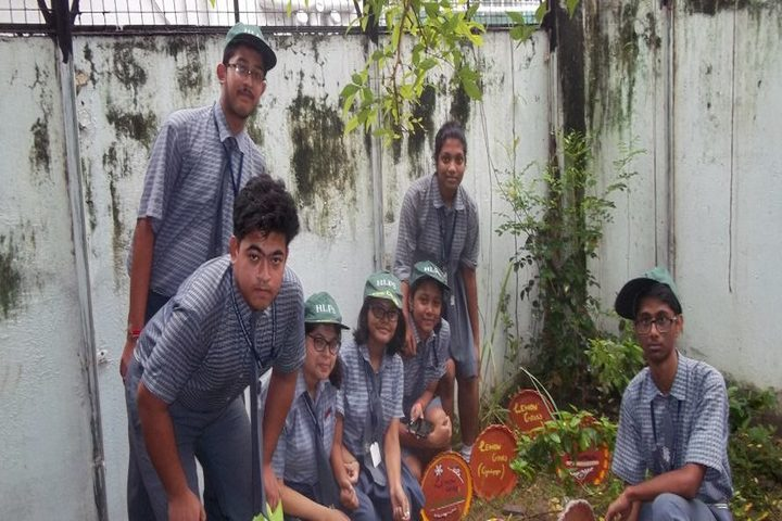 Hirendra Leela Patranavis School-Plantation