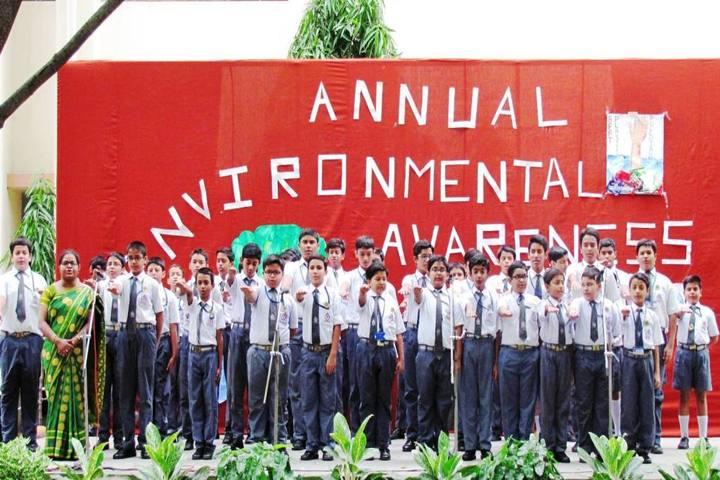 St XavierS School-Environmental Day