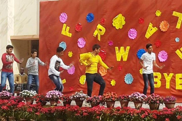 St XavierS School-Farewell