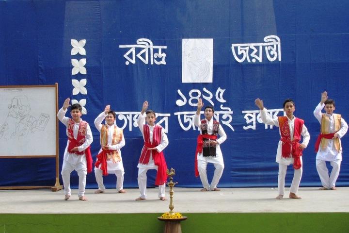 St XavierS School-Rabindra Jayanti