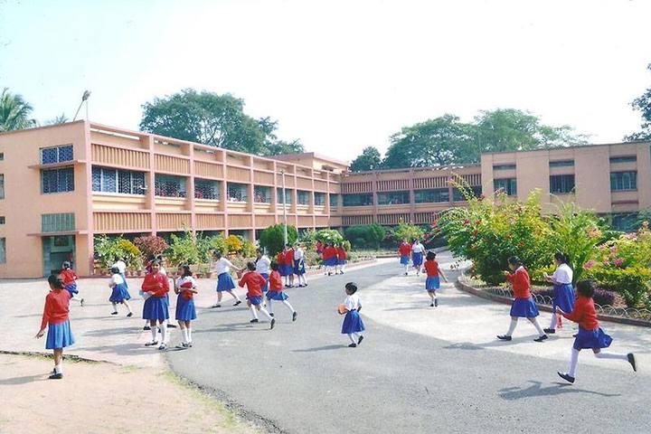 Carmel Convent High School-Secondary Block