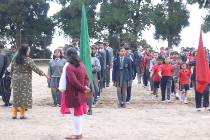 Mount Hermon School-Assembly