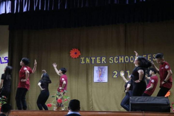 Mount Hermon School-Dance Fest