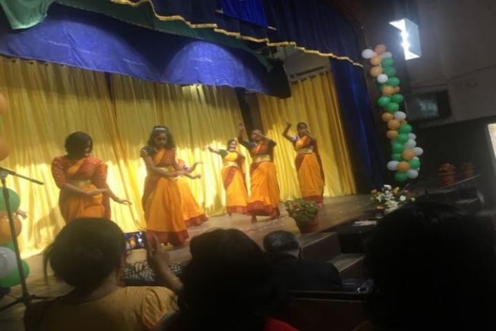 Mount Hermon School-Independence Day Celebrations