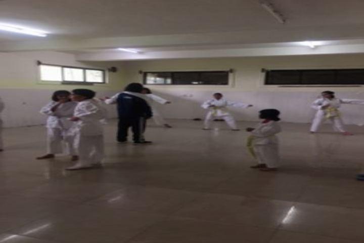 Mount Hermon School-Martial Arts