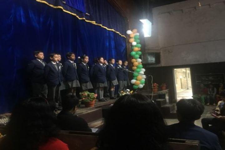 Mount Hermon School-Singing