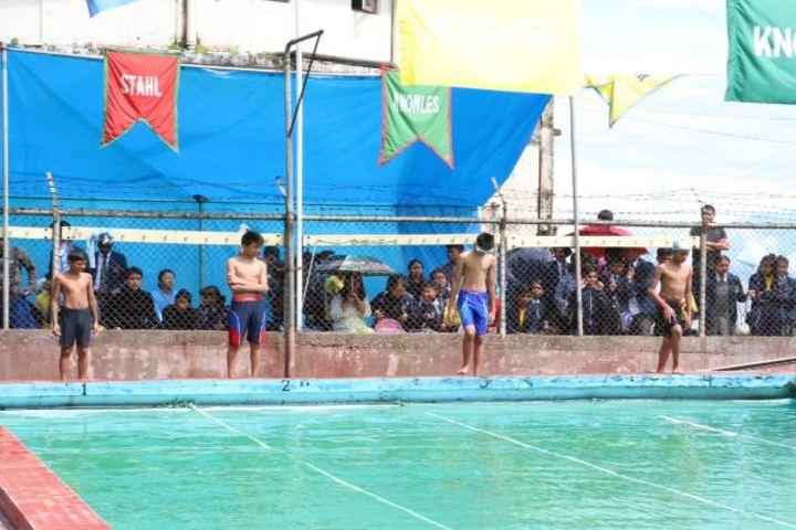 Mount Hermon School-Swimming Pool