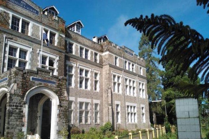 Mount Hermon School-Building