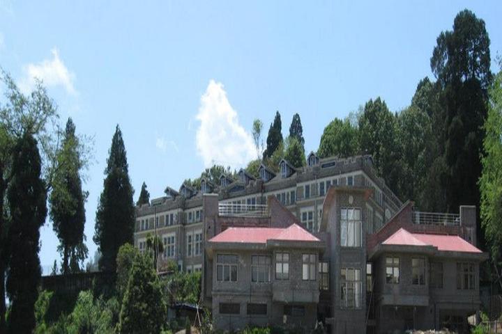 Mount Hermon School-Campus View