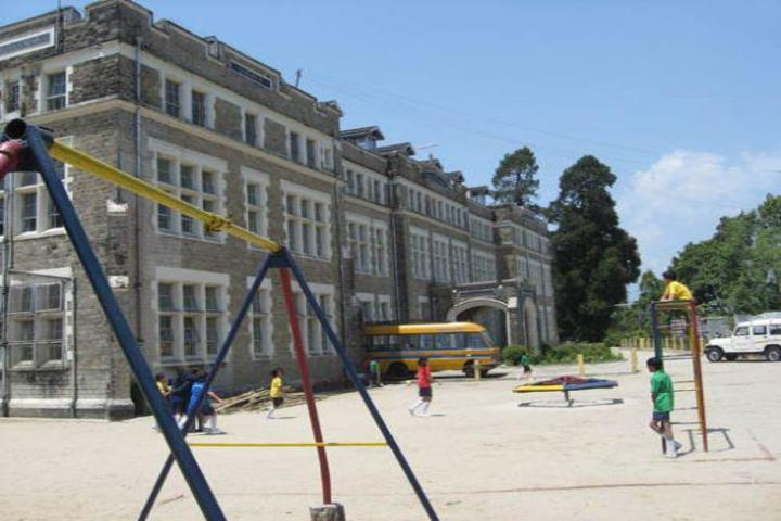 Mount Hermon School-Play Area