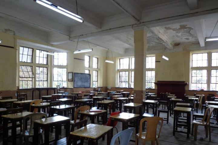 Mount Hermon School-Study Hall