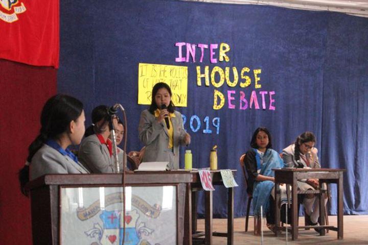Loreto Convent School-Debate
