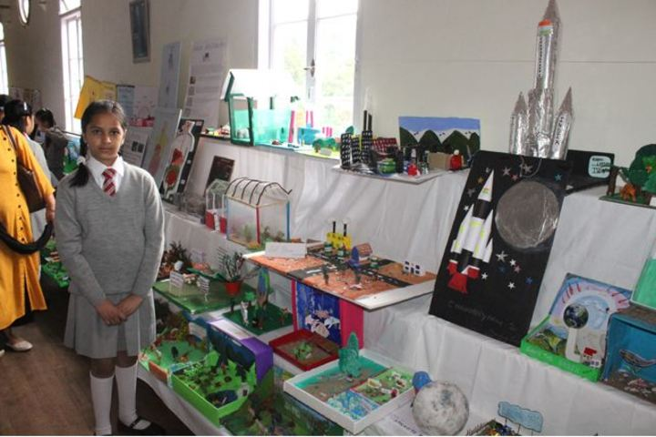 Loreto Convent School-Junior School Science Exhibition