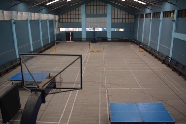 St JosephS College-Basket Ball Court