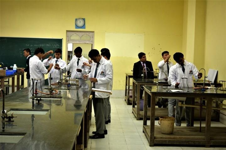St JosephS College-Chemistry Lab