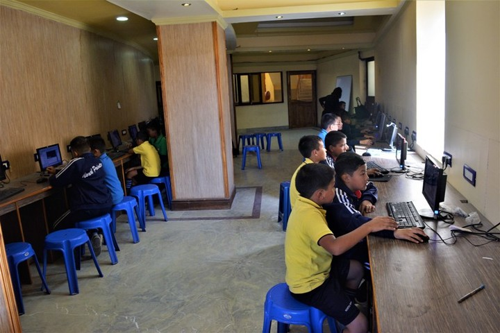 St JosephS College-Computer Lab