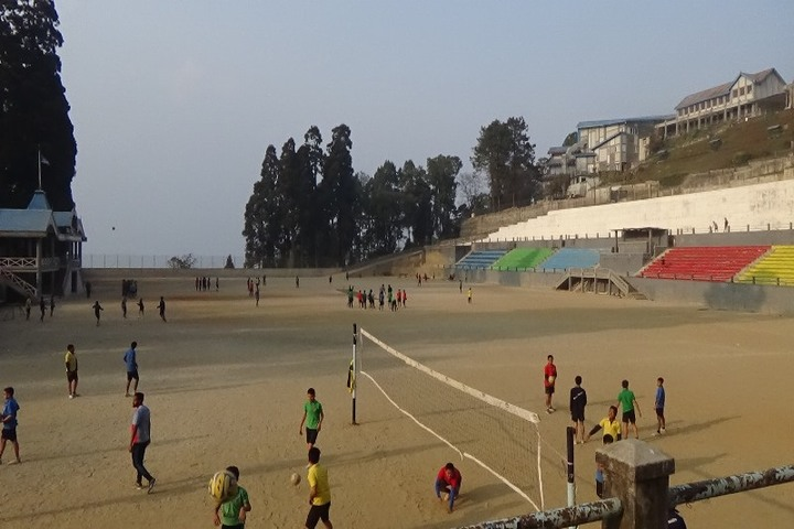 St JosephS College-Play Ground