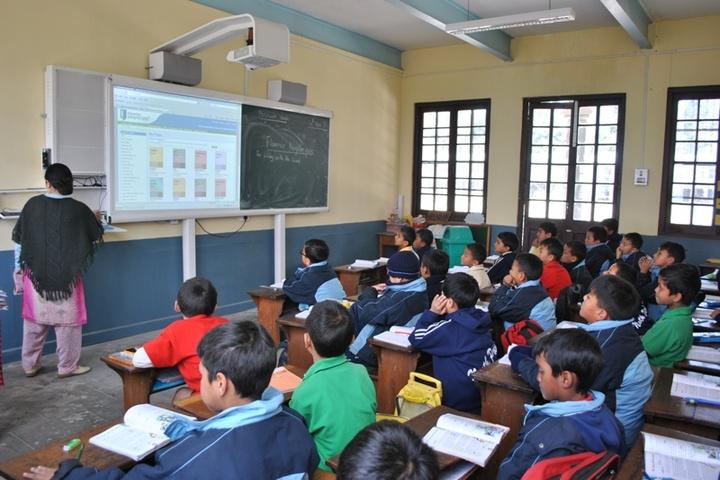 St JosephS College-Smart Class