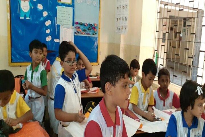 Julien Day School-Classroom