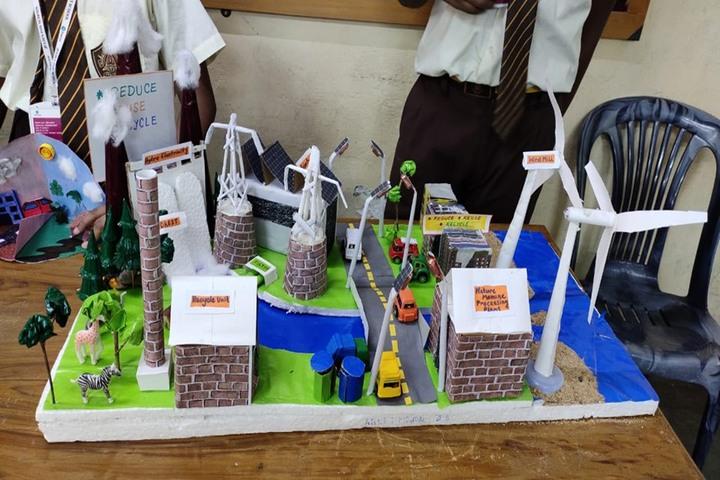 Julien Day School-Exhibition