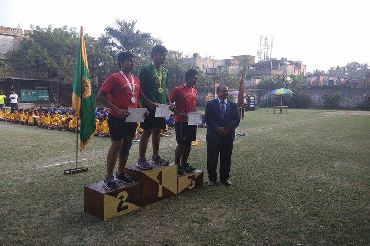 Julien Day School-Sports Winners
