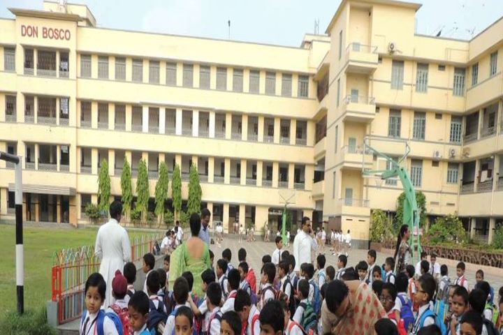Don Bosco School-Building