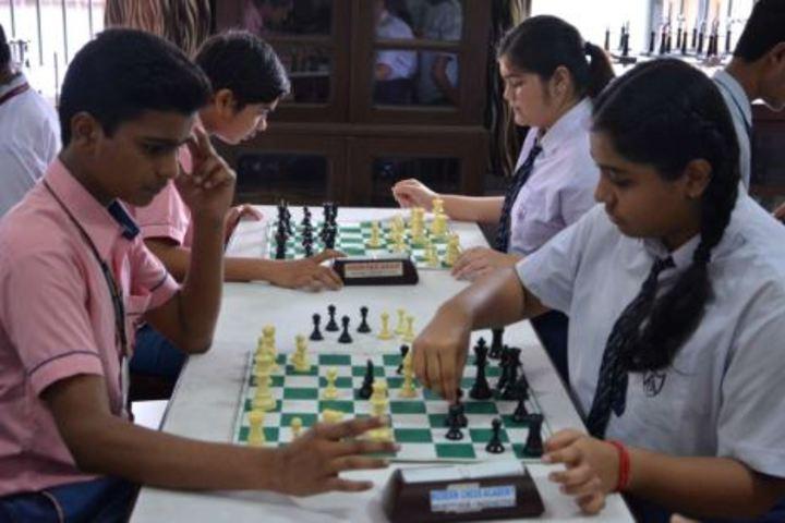 Don Bosco School-Chess