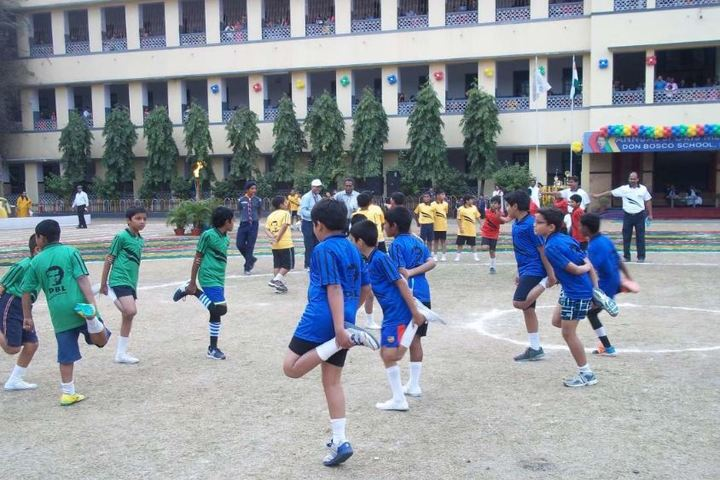 Don Bosco School-Game