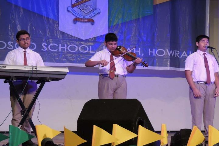 Don Bosco School-Music
