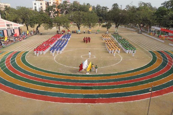 Don Bosco School-Play Ground