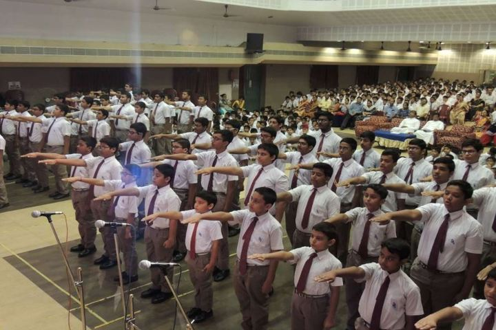 Don Bosco School-Prayer